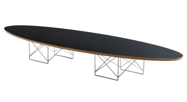 Eames Elliptical Table Design Within Reach