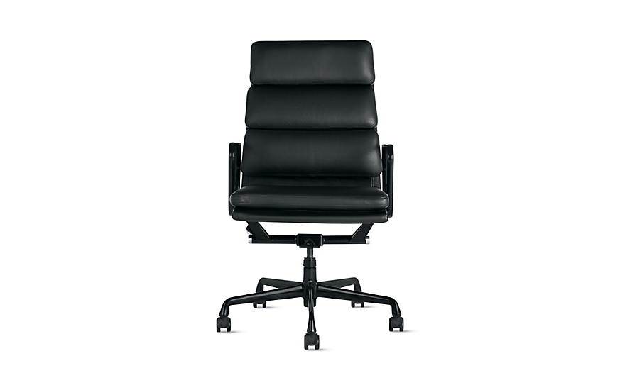 Eames Soft Pad Lounge Chair eames® soft pad executive chair - design within reach