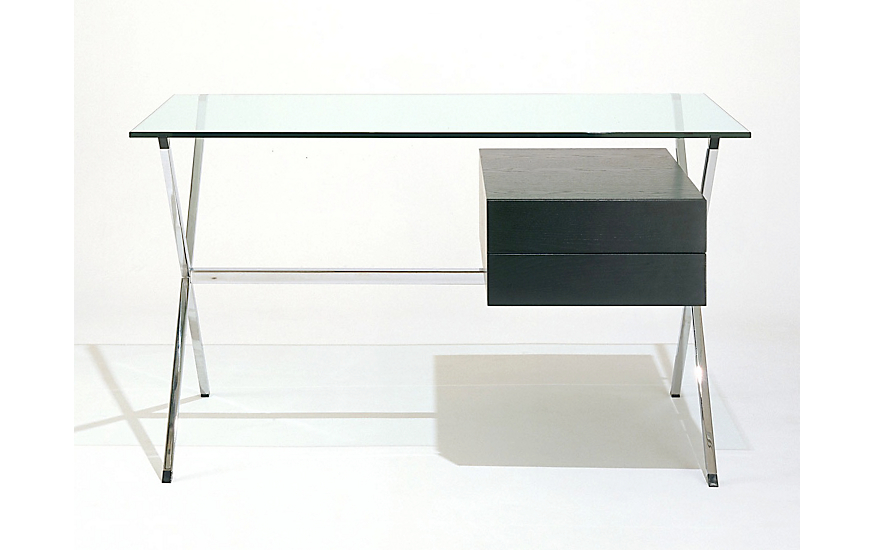 albini desk - Black Writing Desk