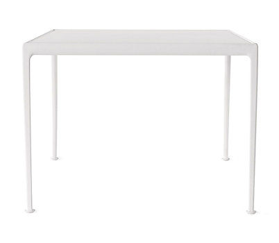 "1966 Collection® Porcelain Dining Table, 38"" Square"