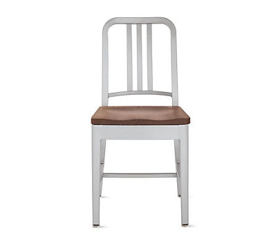1006 navy® side chair - design within reach