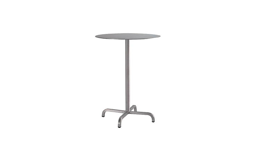 20 06 Round Bar Height Table