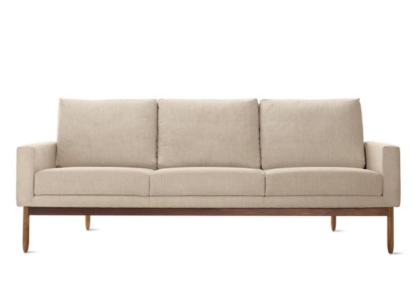 Modern Sofas And Sleeper Sofas Design Within Reach Como 80 Sofa