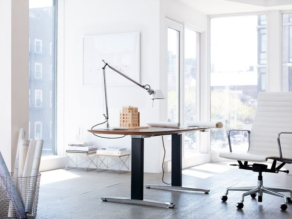 Renew™ Sit To Stand Desk