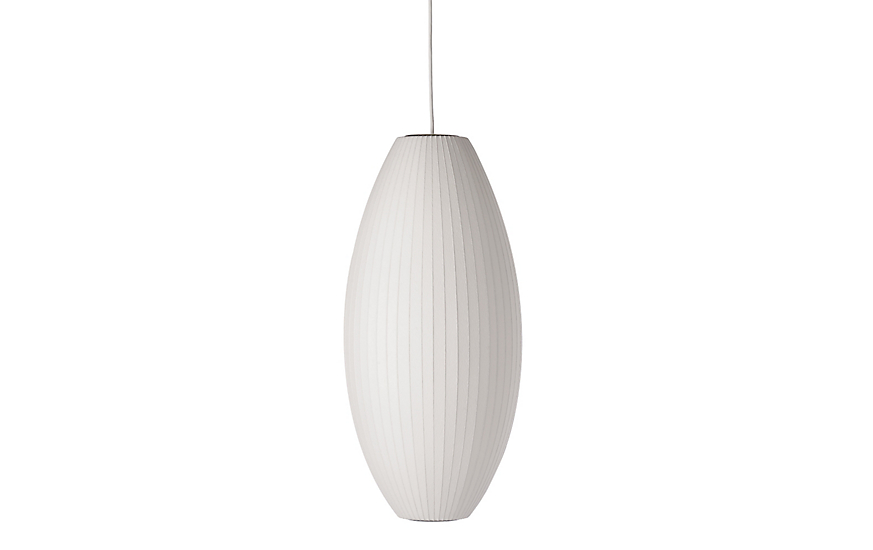 Nelson™ Cigar Pendant Lamp by Design Within Reach
