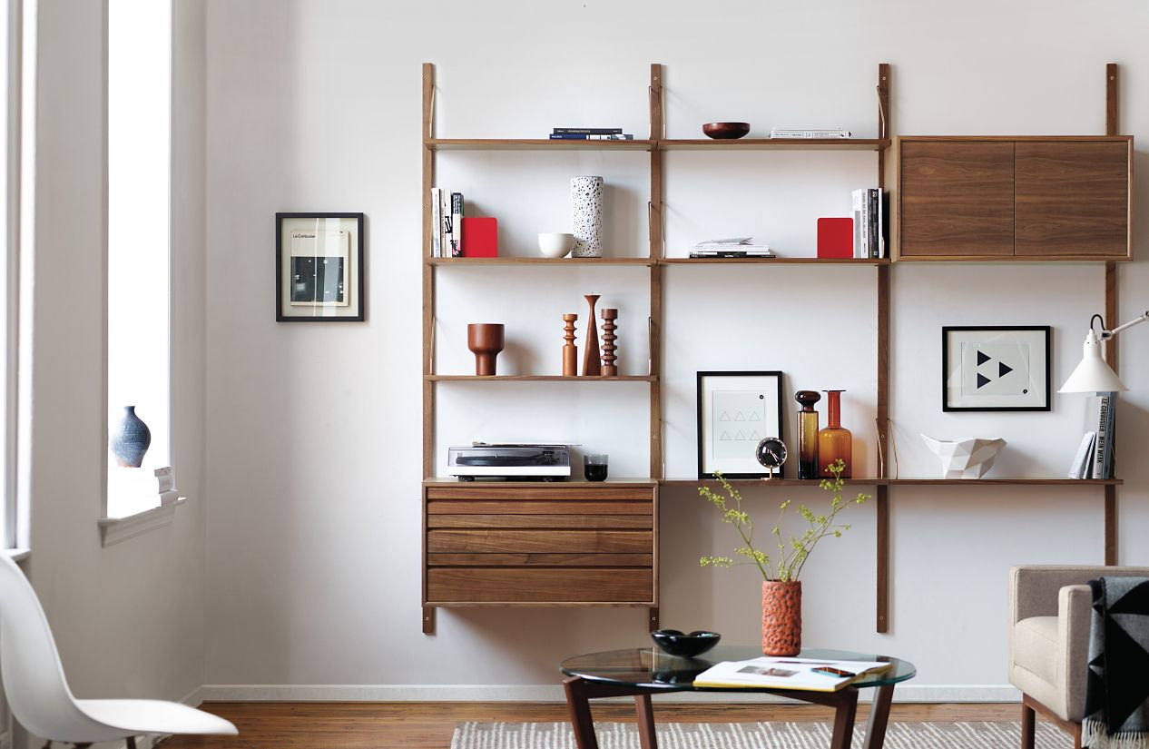 Royal System Shelving Unit C Design Within Reach