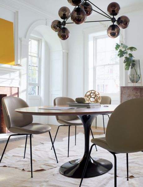 Saarinen Oval Dining Table; Saarinen Oval Dining Table ...