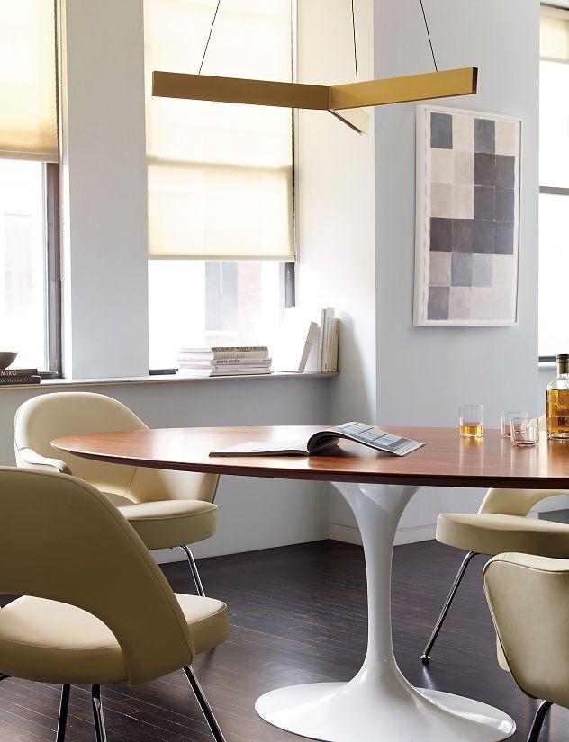 Saarinen Oval Dining Table - Design Within Reach