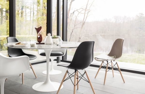 Saarinen Round Dining Table ... & Saarinen Round Dining Table - Design Within Reach islam-shia.org