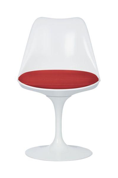 Saarinen Tulip Armless Chair Design Within Reach
