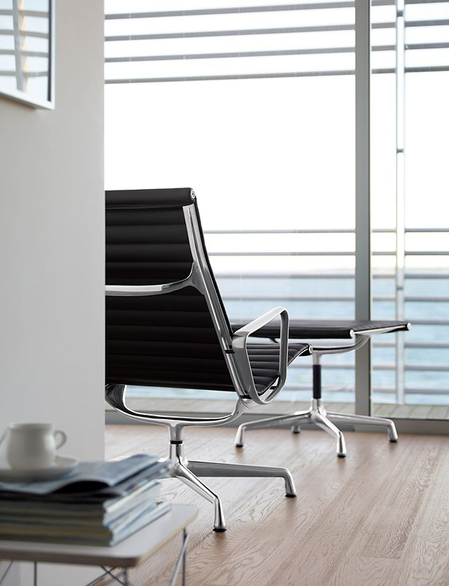 Eames® Aluminum Group Lounge Chair