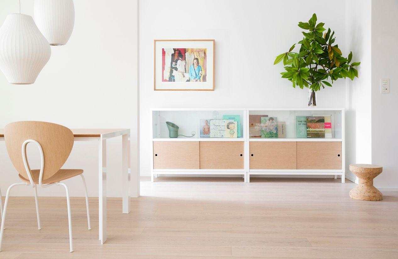best reach world just bookcase within designwithinreach iitnbzxkb the xd design milled in bookshelf