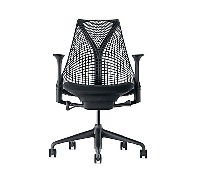 Sayl® Task Chair, Adjustable Arms and Seat