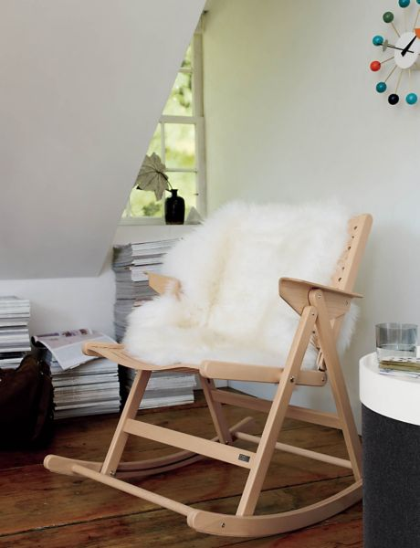 Beau Sheepskin Throw; Sheepskin Throw