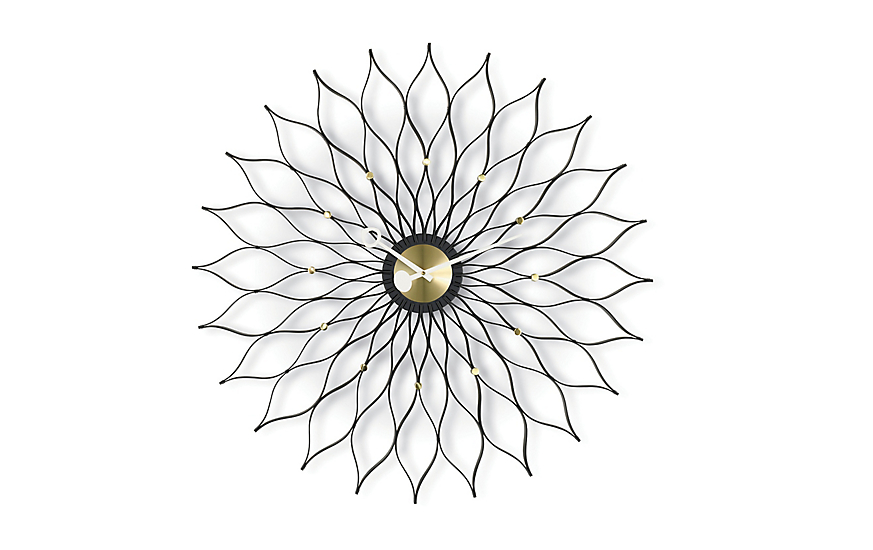 Nelson™ Sunflower Clock