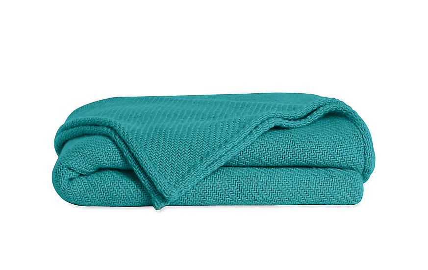 Twill Wool Blanket