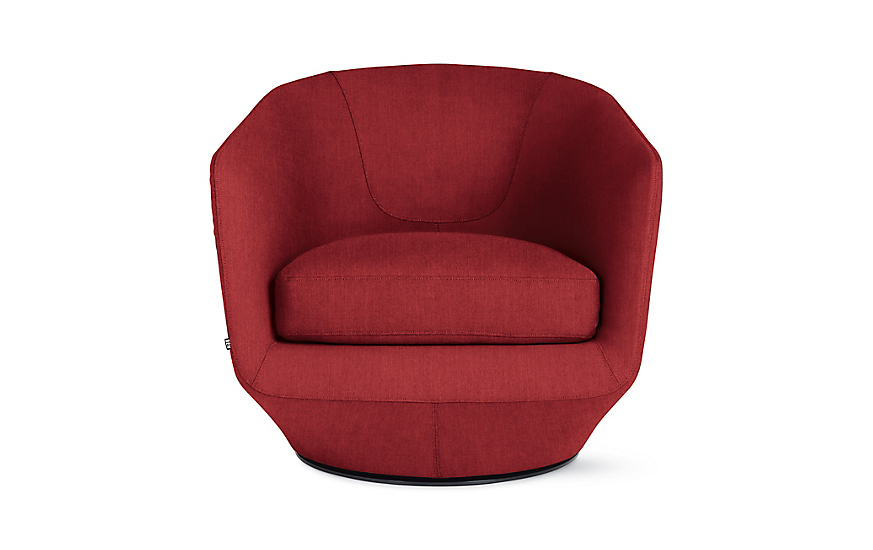U-Turn Swivel Chair