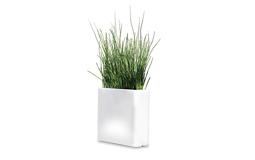 Vaso Rettangolare Illuminated Planter