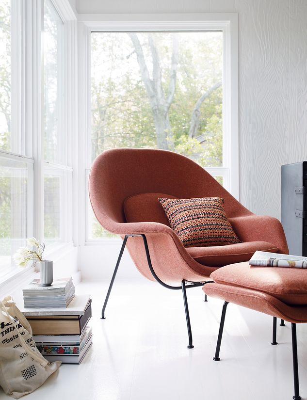 Womb  Chair  Womb  Chair  Womb  Chair   Design Within Reach. Eames Wicker Womb Chair. Home Design Ideas