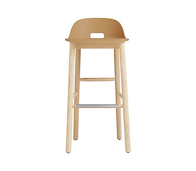 Alfi Low-Back Barstool
