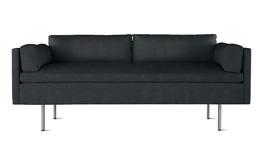 Bolster Two-Seater Sofa