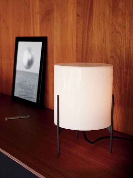 Milk Drum Table Lamp ...