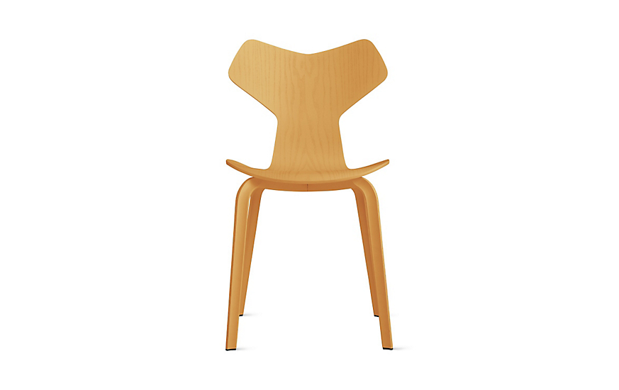 Grand Prix™ Chair with Wood Legs