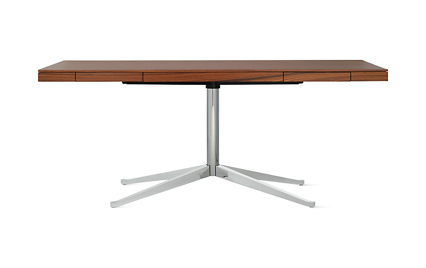 Florence knoll executive desk design within reach for Design within reach desk