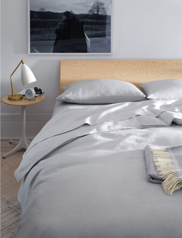 DWR Linen Sheet Set