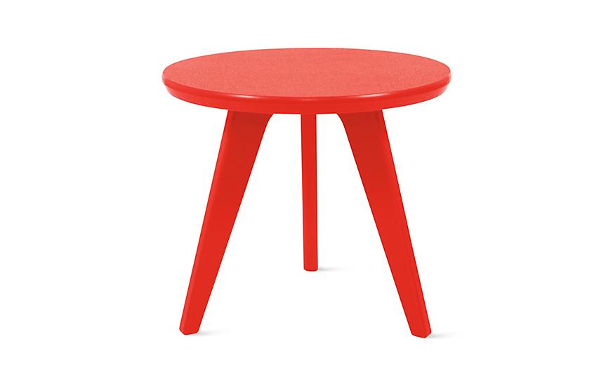 Satellite End Table