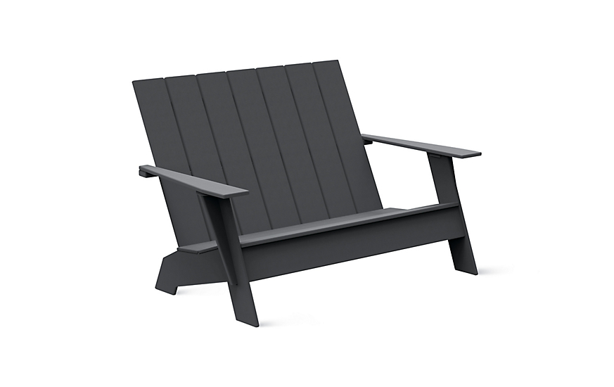 Adirondack Two-Seater Bench