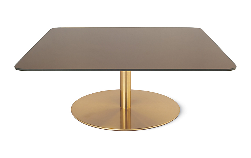 flash square coffee table - design within reach