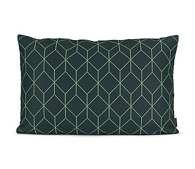 Maharam Pillow in Bright Cube