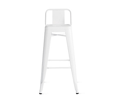 Tolix® Marais Barstool with Low Back