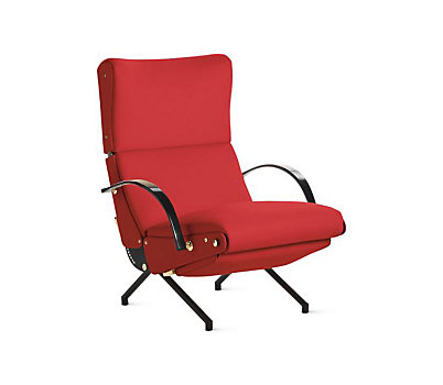 P40 Variable-Tilt Armchair