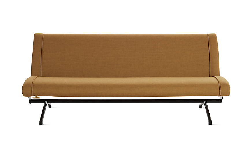 D70 Sofa with Mobile Leaves