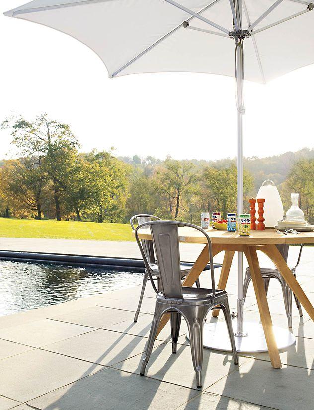 Outdoor Tolix Marais A Chair ...