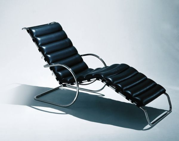 MR Armless Lounge Chair Design Within Reach