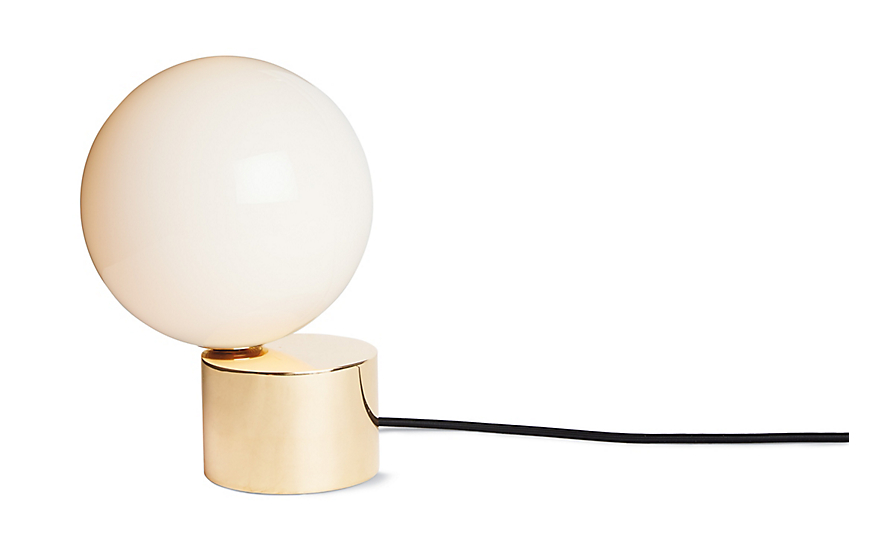Tip of the Tongue Table Lamp