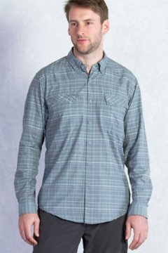 Minimo Plaid L/S, Road, medium