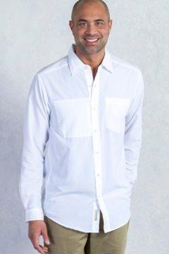 Corsico L/S, White, medium