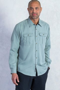 Luzio L/S, Bay Leaf, medium