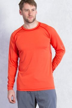 Sol Cool L/S, Fire Opal, medium