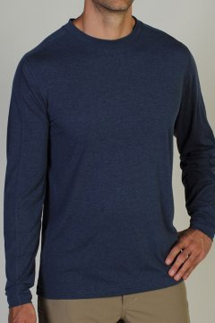 NioClime L/S, Midnight, medium