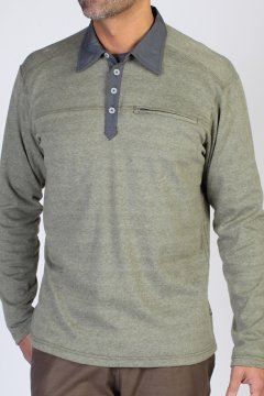 Javano Polo L/S, Highlands, medium