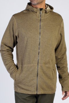 Caminetto Hoody, Walnut, medium