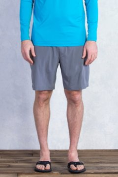Sol Cool Short, Slate, medium