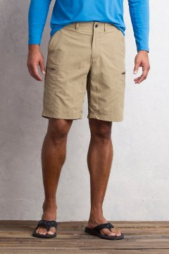 Sol Cool Camino Short 10'', Walnut, medium