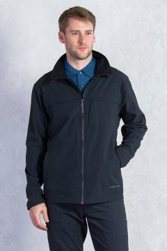 Fastport Jacket, Black, medium