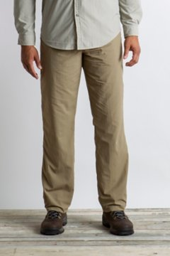 BugsAway Echo Pant - Short, Walnut, medium